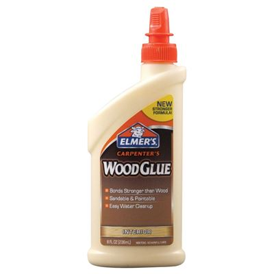 ELE7010 - Elmer's Carpernter Wood Glue 8 oz