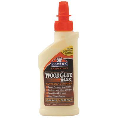 ELE7290 - Elmer's Carpenter Wood Glue MAX 4oz