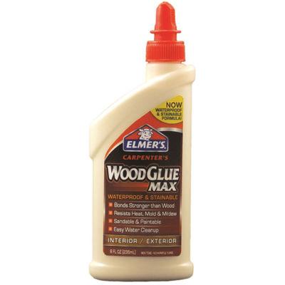 ELE7300 - Elmer's Carpenter Wood Glue MAX 8 oz