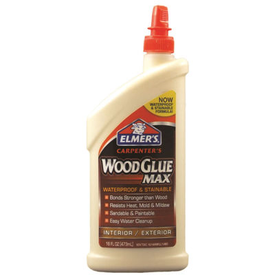 ELE7310 - Elmer's Carpenter Wood Glue MAX 16 oz