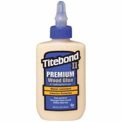 Titebond II Premium Wood Glue - 4 fl oz