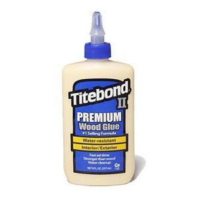 Titebond II Premium Wood Glue - 8 fl oz