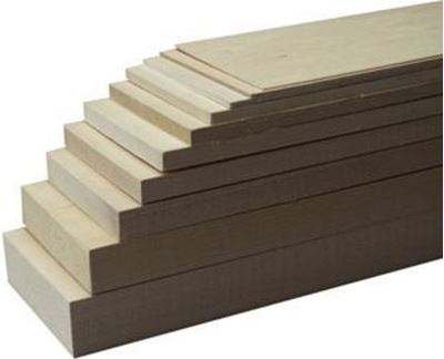 """Picture of  Basswood Sheets 3"""""""