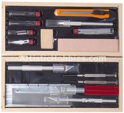 Picture of Excel Cutting Tool Sets and Knives