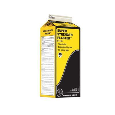 WSC1199  Woodland Scenic Super Strength Plaster 1/2 Gal