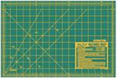 "Double Sided 12"" x 18"" Rotary Mat RM-CG"