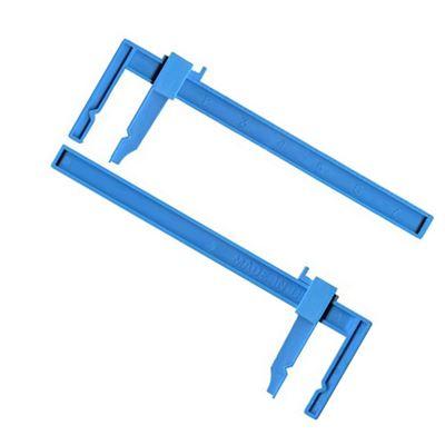 55663 Small Adjustable Plastic Clamp