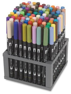 TB96SET  Tombow Abt Dual Brush Pen 96 Set