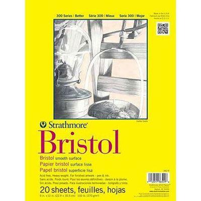 Strathmore 300 Series Bristol Smooth