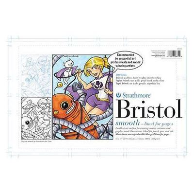 Sequential Art Bristol Paper Pads – 200 Series