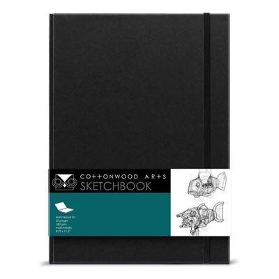 Cottonwood Arts Sketchbook