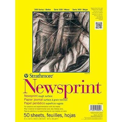 Strathmore 300 Series Newsprint