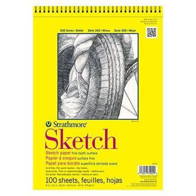 Strathmore 300 Series Sketch