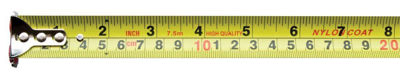 Alvin Tape 25' Measure