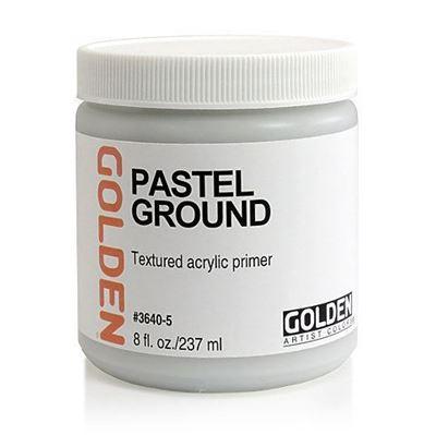 Golden Acrylic Ground