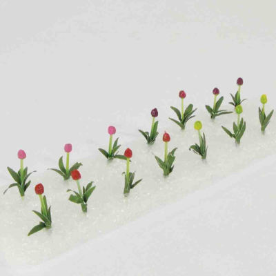 WE00307 	WEESCAPES Tulips 1/2'' 16pk