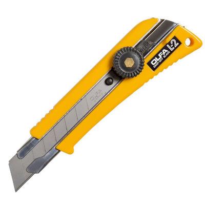 OLL-2 Olfa Rubber Inset Utility Knife