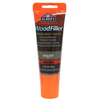 ELE859 Elmer's Wood Filler 3.25oz - Walnut