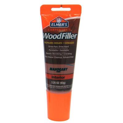 Elmer's Wood Filler 3.25oz - Mahogany