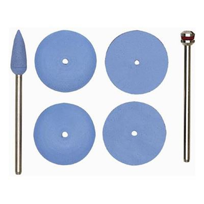 Silicone Polishing Set (6pcs) PX28290