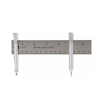 EX70036  Excel Yardstick Compass Lead-Pin Post