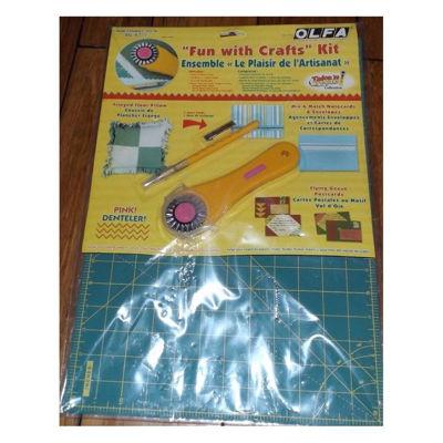OLML-KT/1  OLFA Fun With Crafts Kit