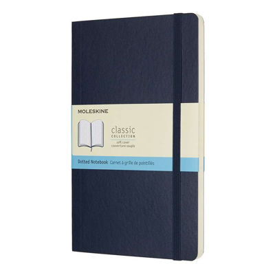 Moleskine Dotted Notebooks Black