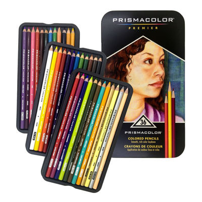 SA92885T Prismacolor Premier Color Pencil 36CT