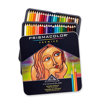 SA3598T Prismacolor Premier Color Pencil Set 48CT