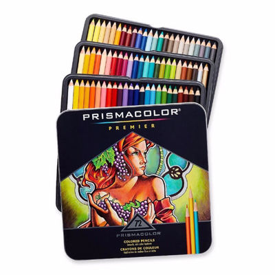 SA3599TN Prismacolor Premier Color Pencil Set 72CT