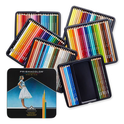 SA4484 Prismacolor Premier Color Pencil 132CT