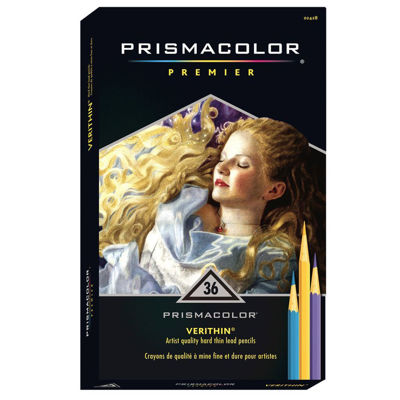SA2428 Prismacolor Verithin Color Pencil 36 Set