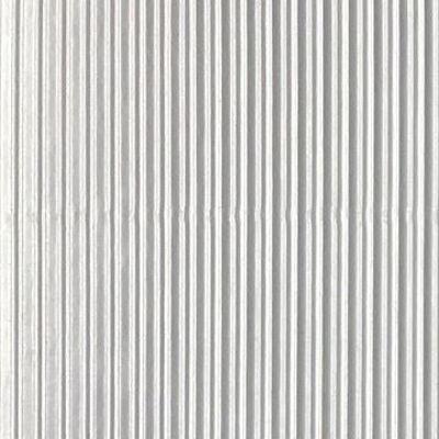 Corrugated Silver