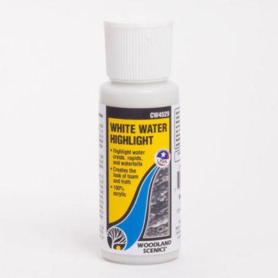 WSCW4529  Woodland Scenic White Water Highlight 2 fl oz.