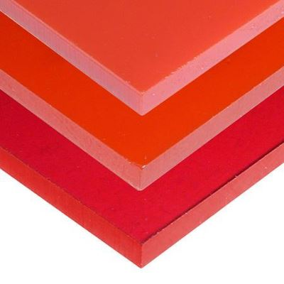 Picture of Acrylic Sheets (Red)