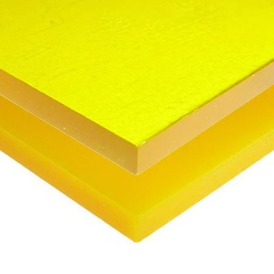 Picture of Acrylic Sheets (Yellow)