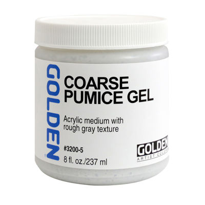 Picture of Golden Pumice Gel