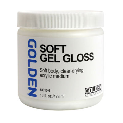 Picture of Golden Soft Gel