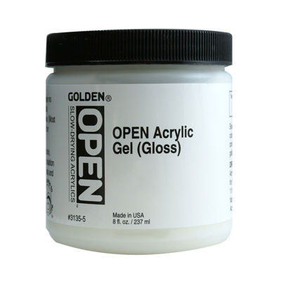 Picture of Golden Open  Acrylic Gel