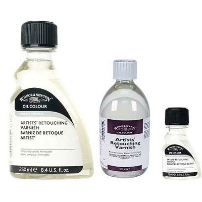 Picture of Winsor & Newton Artists' Retouching Varnish